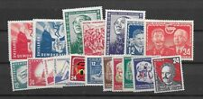 1951 MNH DDR year collection according to  Michel, postfris**