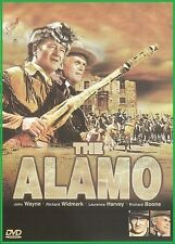 The Alamo (1960) - John Wayne, Richard Wimark, Laurence Harvey - NEW DVD