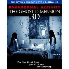 Paranormal Activity: The Ghost Dimension NEW Blu-ray FREE SHIPPING!!