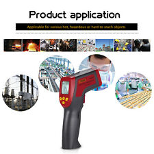 Infrared IR Thermometer 12:1 Temperature Tester Pyrometer Non-contact -50~450ºC