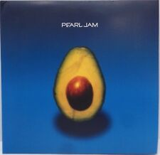 Pearl Jam Self Titled Avocado - 2006 DOUBLE VINYL LP NEAR MINT Alternative Rock