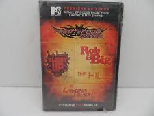 MTV Premiere Episodes: Rob & Big, Blown Up, The Hills, Laguna Beach (DVD)