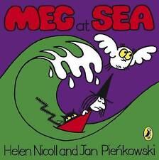 Meg at Sea (Meg & Mog)-ExLibrary