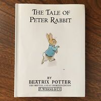 Beatrix Potter-The Tale Of Peter Rabbit-1985