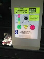 Talking Computerized Alcohol Tester Coin Operated Talking Breathalyzer Bar/Hotel