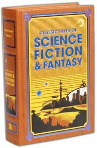Classic Tales of Science Fiction & Fantasy [Leather-bound Classics]