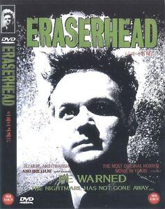 Eraserhead (1977) David Lynch / Jack Nance / Charlotte Stewart NEW *FAST SHIP.*