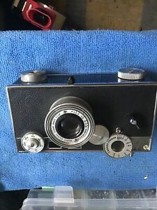 Argus C3 The Brick Serial # 386078 From 1949