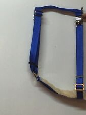 Padded Adjustable Hog (PIG) Harness Metal Buckle Fit USA With Matching Leash