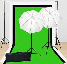 Fancierstudio Light Kit Video Lighting Kit Lighting Kit With Background Stand...