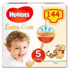 Huggies Extra Care Taglia 5 11-25 Kg - 72 Pezzi