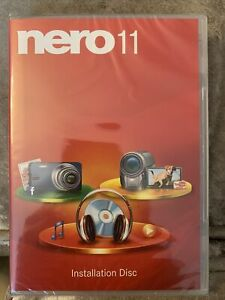Nero 11 Multimedia Suite Suite Installation Disc New And Sealed