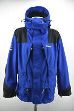 BERGANS OF NORWAY Dermizax Mens Jacket Waterproof Hooded Breathable Coat Size M