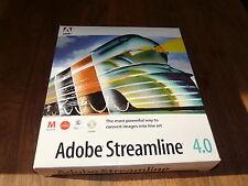 Adobe Streamline 4.0 für Mac niederländische Vollversion Nederlandse versie