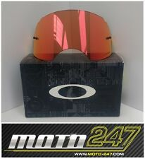 NEW OAKLEY AIRBRAKE PRIZM MX MOTOCROSS GOGGLE REPLACEMENT LENS TORCH