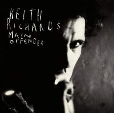 Main Offender - Keith Richards (Album) [CD]