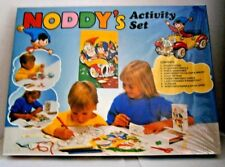 Vintage Noddy's Activity Set from Eighties - Ex Shop Stock - Mint in Sealed Box.