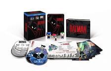 Batman the Animated Series Blu-Ray Digital HD Deluxe Limited Edition Bonus Extra