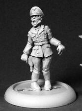 REAPER miniatures chronoscope officier nazi Zombie 50221