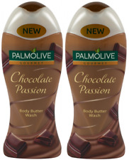 Palmolive Gourmet Chocolate Passion Body Butter Shower Gel 2 x 250ml
