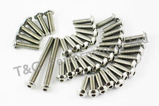 BMW R1100RT Stainless Fairing Bolts Kit