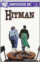 1658645 1112334 Libri Universo Dc: Hitman #03