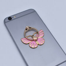 Holder Handset Bracket Cute Butterfly Fashion New 360° Finger Ring Metal Phone