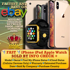 Instant Fast iPhone iPad Apple Watch IMEI Network Carrier iCloud Check Service
