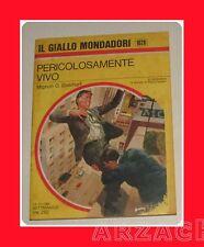 GIALLO MONDADORI 1028 Pericolosamente vivo EBERHART '68