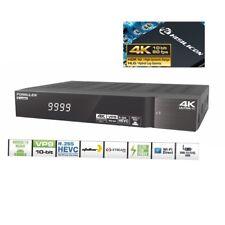 FORMULER S TURBO 4K ULTRA HD SATELLITE- IPTV RECEIVER inkl Wlan