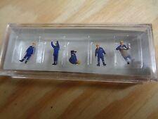 N 1:160 Preiser 79181 Aides THW, soudeur. figurines. EMBALLAGE D'ORIGINE