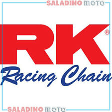 CATENA RK RACING CHAIN PASSO 525 SO O-RING 110 MAGLIE HB652541108K