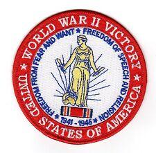World War II Victory Patch