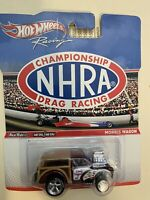 Hot Wheels Racing NHRA Championship Drag Racing MORRIS WAGON 1/64 2011 New
