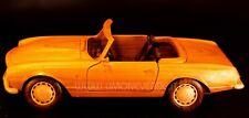 MERCEDES BENZ PAGODA 280SL WOOD CAR BIKE MODEL MODELLISMO LEGNO AUTO MOTO