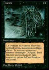 MTG DARKNESS ITALIAN EXC - TENEBRE - LGND - MAGIC