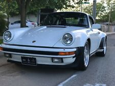 1986 Porsche 930 Coupe with sunroof