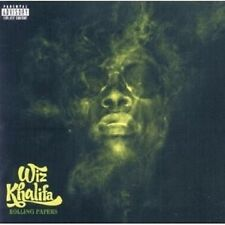 "Wiz khalifa ""rolling papers"" CD NEUF"