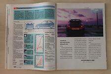 Porsche 911 964 Carrera 2 WTL Cabrio 250PS - Anzeige/Werbung