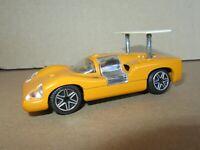 904P 1968 Politoys Export 560 Italie Chaparral 2F Jaune 1:43