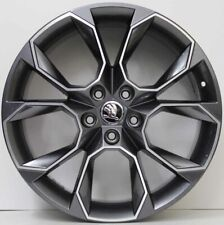 19 inch GENUINE SKODA OCTAVIA RS  2019 MODEL ALLOY WHEELS
