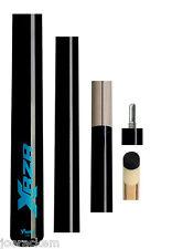 New Viking Razor XRZR Blue Cue 12.50mm Shaft - FREE 2x2 Case & 5 Piece Gift Set