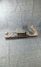 Vintage Heller Tools Co Model 472 Aluminum Metal Working Rasp File