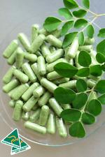 AUSTRALIA 3x100 BIO Moringa Veggie Capsules Natural Detox and Vitamin Boost