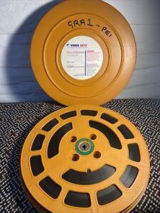 Vintage Cecolite 16mm ''The Grapevine'' Film In Colour & Sound 1200ft