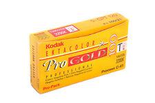 5X Kodak GPT Ektacolor Pro Gold 100 T Pellicola negativo colore 120 - 11/1998
