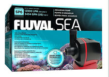 Fluval Sea Aquarium Sump Pump SP6 Marine Or Freshwater Underwater Filter 3434GPH