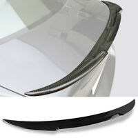 Rear Trunk Spoiler Wing for 07-13 BMW E92 3 Series & M3 Coupe Carbon Fiber Style