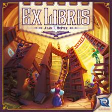 Ex Libris: PRESALE board game renegade studios New