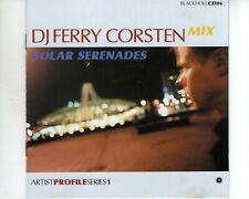 CD DJ FERRY CORSTENsolar serenadesEX+ (A3149)